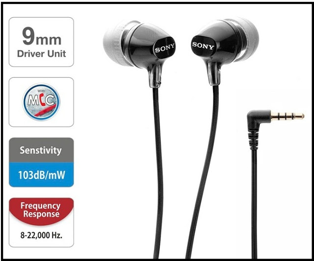 buy_Sony Earphone-with_mic-under-1000