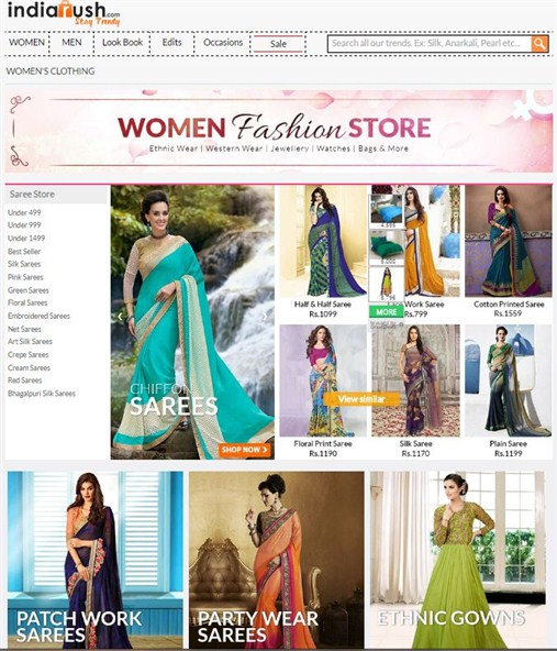 Online-E-Shopping-Sites-IndiaRush