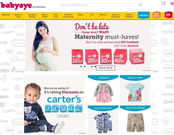 Online-E-Shopping-Sites-baby-oye