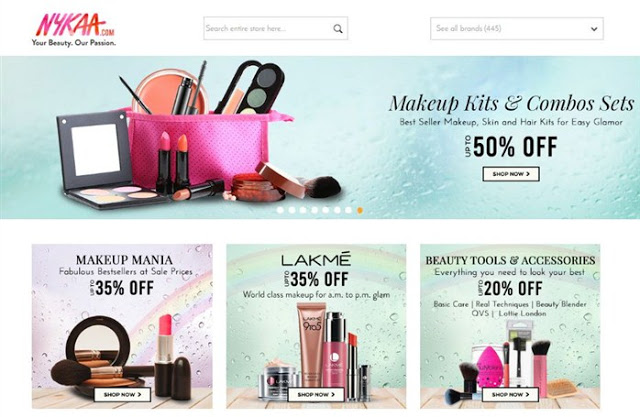 Online-E-Shopping-Sites-Nykaa-India