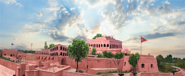 best-places-to-visit-in-amritsar-Gobindgarh-fort